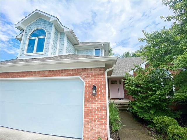 2343 Whispering Drive, Indianapolis, IN 46239 (MLS #21721586) :: Anthony Robinson & AMR Real Estate Group LLC
