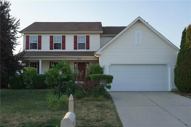 442 Alton Drive, Greenwood, IN 46143 (MLS #21721594) :: Mike Price Realty Team - RE/MAX Centerstone