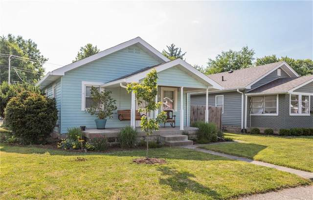 4841 Ralston Avenue, Indianapolis, IN 46205 (MLS #21721606) :: Anthony Robinson & AMR Real Estate Group LLC