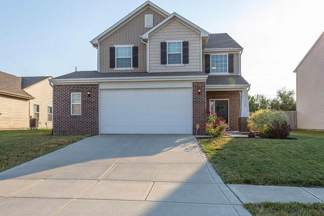 1324 Norton Drive, Greenwood, IN 46143 (MLS #21721607) :: Anthony Robinson & AMR Real Estate Group LLC