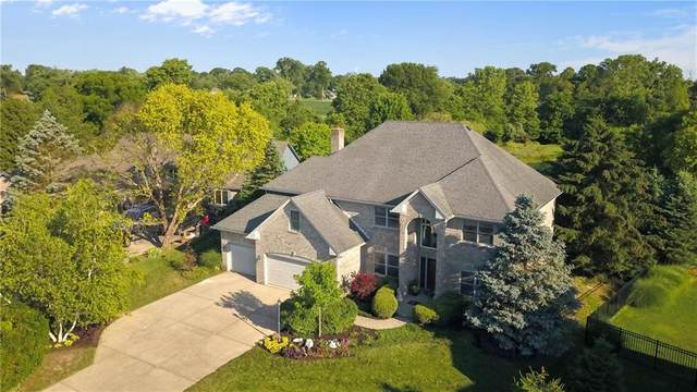 2306 Whispering Way, Indianapolis, IN 46239 (MLS #21721651) :: Anthony Robinson & AMR Real Estate Group LLC