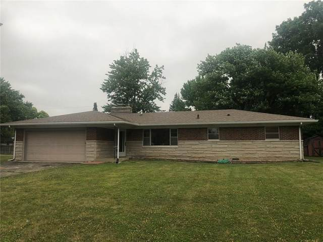 7043 Linden Drive, Indianapolis, IN 46227 (MLS #21721677) :: The Indy Property Source