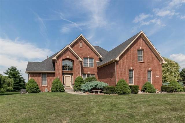 10438 Austin Place, Fishers, IN 46055 (MLS #21721697) :: Richwine Elite Group