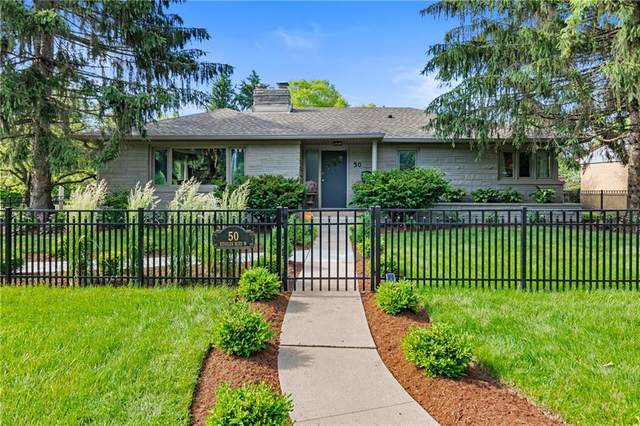 50 Kessler Boulevard West Drive W, Indianapolis, IN 46208 (MLS #21721702) :: Anthony Robinson & AMR Real Estate Group LLC