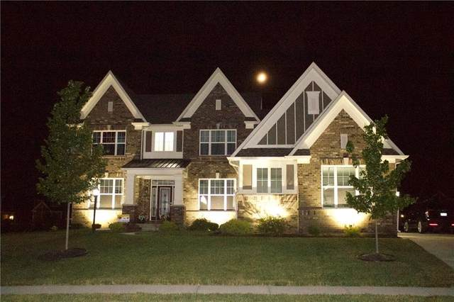 2476 Commons Court, Avon, IN 46123 (MLS #21721704) :: AR/haus Group Realty