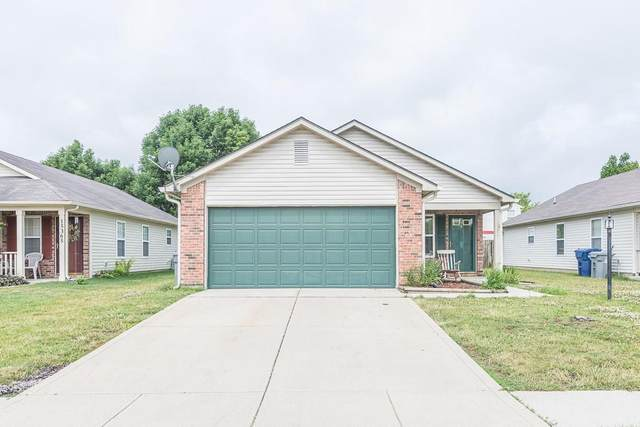 15373 Ten Point Drive, Noblesville, IN 46060 (MLS #21721721) :: The Indy Property Source