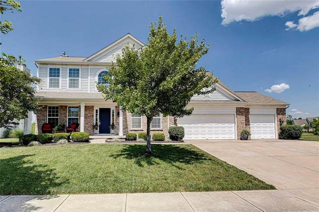 6184 Maple Grove Way, Noblesville, IN 46062 (MLS #21721730) :: The Indy Property Source