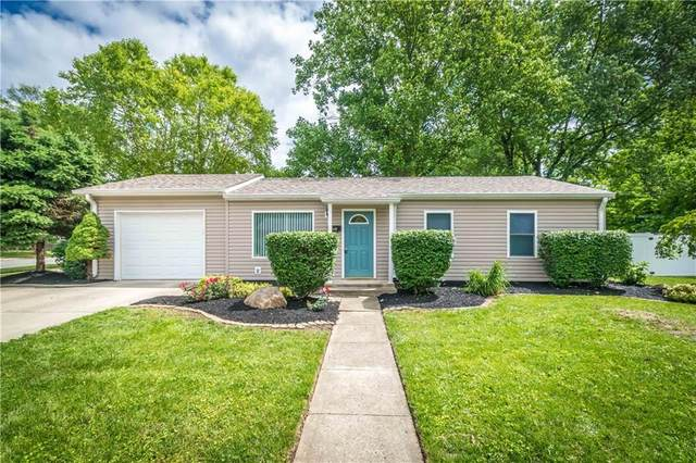 1449 Lochry Road, Franklin, IN 46131 (MLS #21721743) :: AR/haus Group Realty