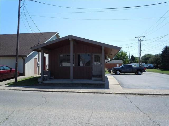 89 N Home Avenue, Martinsville, IN 46151 (MLS #21721756) :: David Brenton's Team