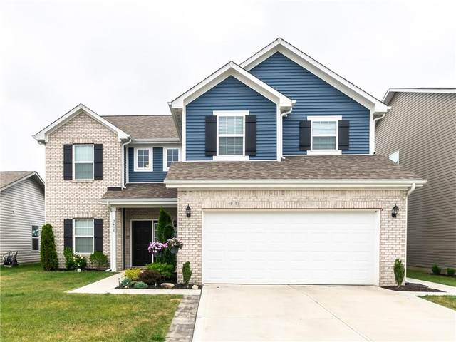 2438 Cedarmill Drive, Franklin, IN 46131 (MLS #21721774) :: Anthony Robinson & AMR Real Estate Group LLC