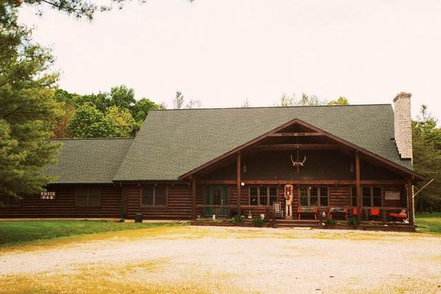3195 E County Road 1000 N, North Vernon, IN 47265 (MLS #21721777) :: The Indy Property Source