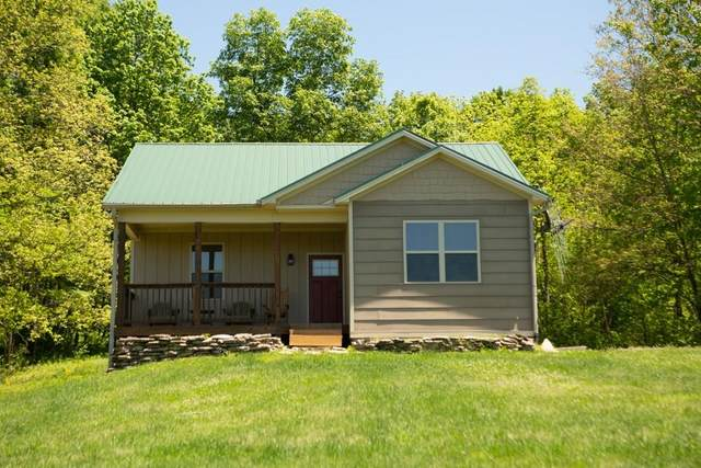 13037 N Little Duck Creek Road, Laurel, IN 47024 (MLS #21721794) :: David Brenton's Team