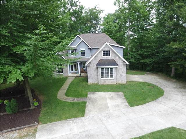 4995 N 500 W, Columbus, IN 47201 (MLS #21721795) :: Mike Price Realty Team - RE/MAX Centerstone