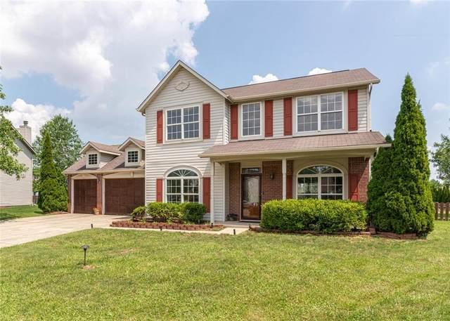 10086 Palmaire Place, Fishers, IN 46038 (MLS #21721798) :: Anthony Robinson & AMR Real Estate Group LLC