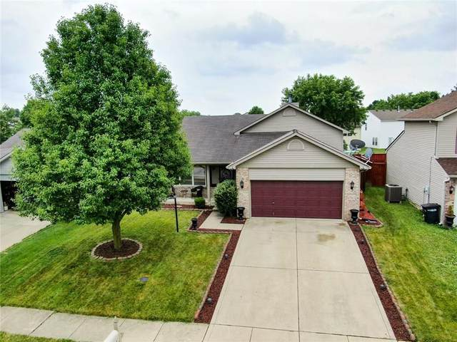 11139 Steelewater Court, Indianapolis, IN 46235 (MLS #21721815) :: The Indy Property Source