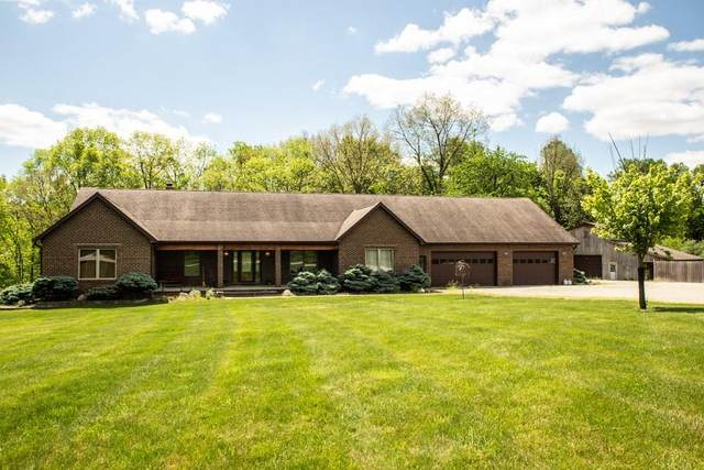 20136 W Stone Church Road, Laurel, IN 47024 (MLS #21721820) :: David Brenton's Team