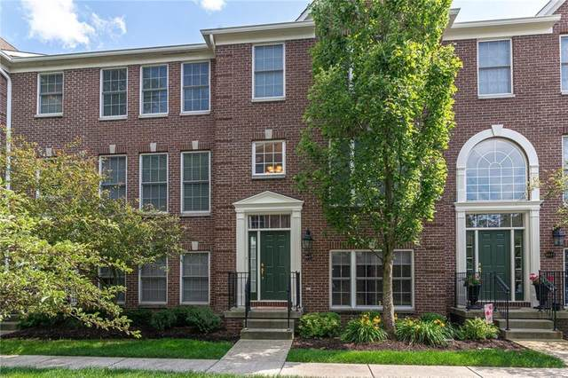 8657 Meridian Square Drive, Indianapolis, IN 46240 (MLS #21721823) :: Richwine Elite Group