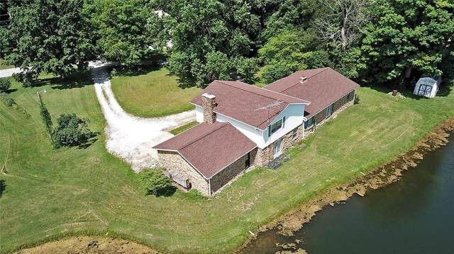 2659 E County Road 800 S, Clayton, IN 46118 (MLS #21721832) :: Mike Price Realty Team - RE/MAX Centerstone