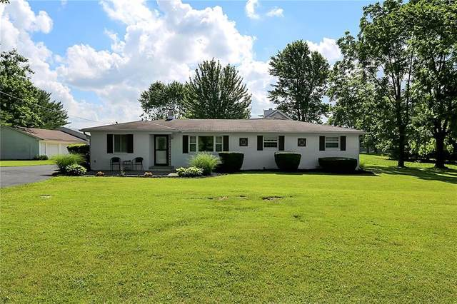 10645 N State Road 267, Brownsburg, IN 46112 (MLS #21721839) :: Mike Price Realty Team - RE/MAX Centerstone