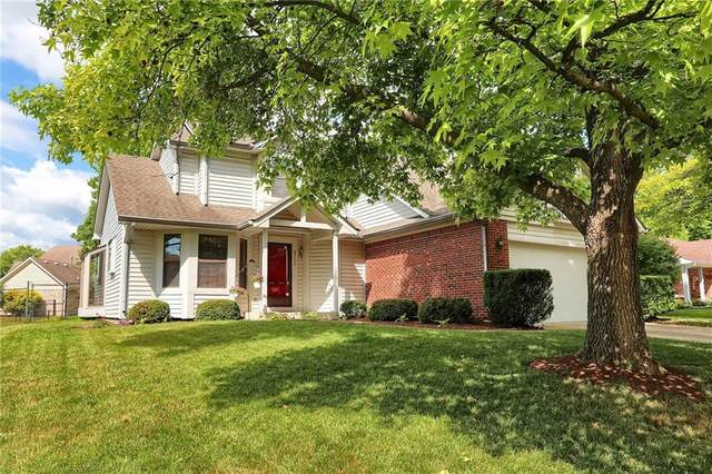 8732 Count Turf Court, Indianapolis, IN 46217 (MLS #21721854) :: Anthony Robinson & AMR Real Estate Group LLC