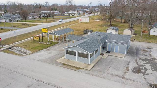 114 Marshall Drive, Crothersville, IN 47229 (MLS #21721857) :: Ferris Property Group