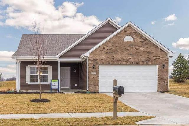 11805 Bellridge Drive, Indianapolis, IN 46235 (MLS #21721887) :: AR/haus Group Realty