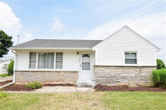 272 Jefferson Street, Columbus, IN 47201 (MLS #21721893) :: Mike Price Realty Team - RE/MAX Centerstone