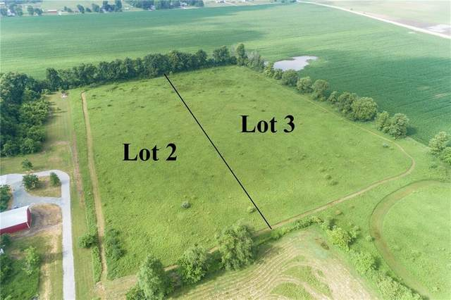 4161 (Lot 3) W 900 S, Pendleton, IN 46064 (MLS #21721895) :: Mike Price Realty Team - RE/MAX Centerstone