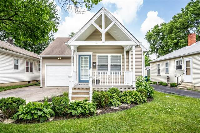 4912 Primrose Avenue, Indianapolis, IN 46205 (MLS #21721899) :: Anthony Robinson & AMR Real Estate Group LLC