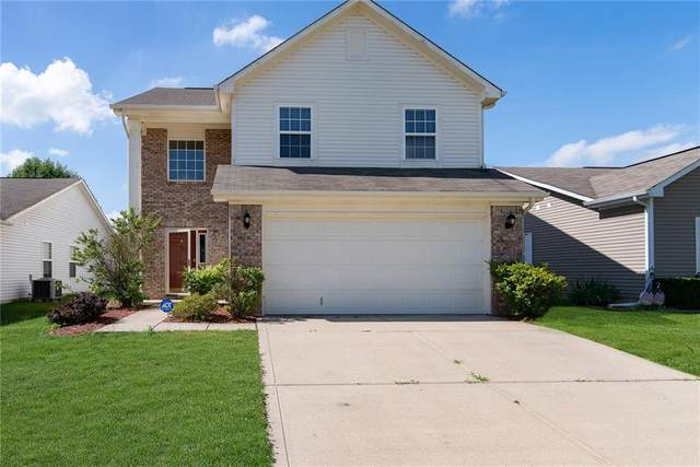 11383 Lucky Dan Drive, Noblesville, IN 46060 (MLS #21721909) :: The Evelo Team