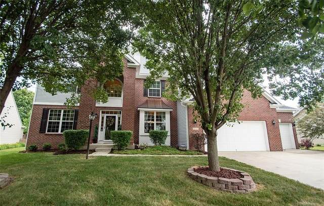 13717 Van Buren Place, Fishers, IN 46038 (MLS #21721913) :: Anthony Robinson & AMR Real Estate Group LLC