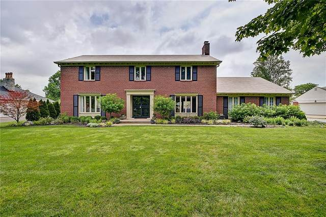 5307 Channing Road, Indianapolis, IN 46226 (MLS #21721935) :: Richwine Elite Group