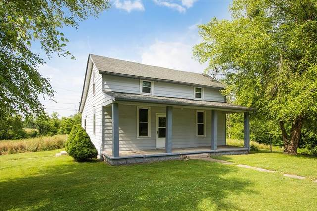 10738 E County Road 700 N, Seymour, IN 47274 (MLS #21721938) :: Heard Real Estate Team | eXp Realty, LLC