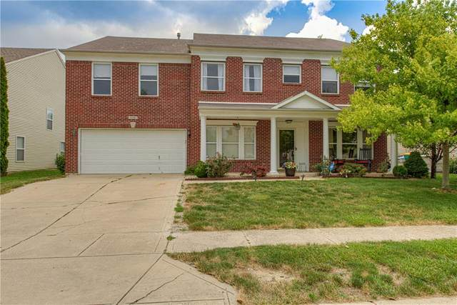 6146 Palomar Circle, Indianapolis, IN 46234 (MLS #21721957) :: Anthony Robinson & AMR Real Estate Group LLC
