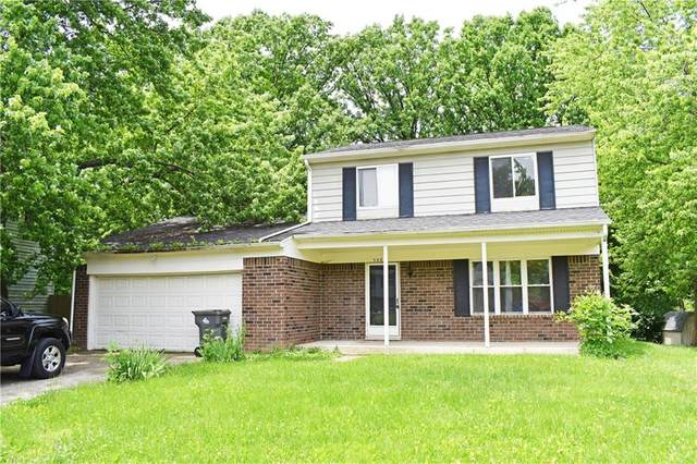 5462 Sleet Drive, Indianapolis, IN 46237 (MLS #21721967) :: The Indy Property Source