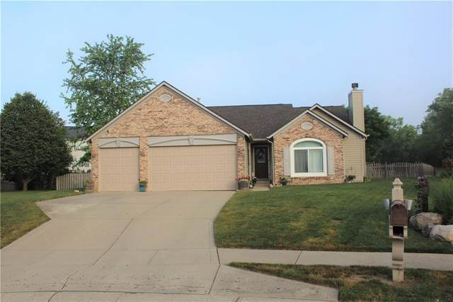 2386 Whirlaway Court, Indianapolis, IN 46234 (MLS #21721980) :: Anthony Robinson & AMR Real Estate Group LLC