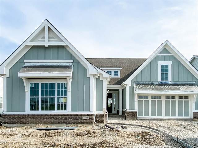 1558 Birchfield Drive, Westfield, IN 46074 (MLS #21721991) :: Anthony Robinson & AMR Real Estate Group LLC