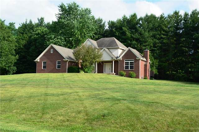 125 W Chalet Drive, Mooresville, IN 46158 (MLS #21721996) :: Mike Price Realty Team - RE/MAX Centerstone