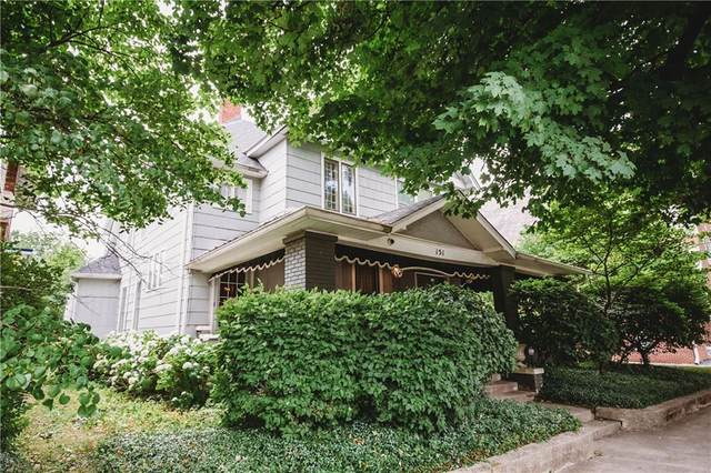 151 N Water Street, Franklin, IN 46131 (MLS #21721999) :: The Indy Property Source