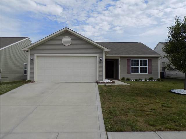 2908 W Hawanian Lane, Monrovia, IN 46157 (MLS #21722011) :: Anthony Robinson & AMR Real Estate Group LLC
