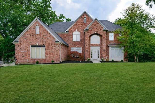 7122 Royal Oakland Court, Indianapolis, IN 46236 (MLS #21722025) :: Anthony Robinson & AMR Real Estate Group LLC