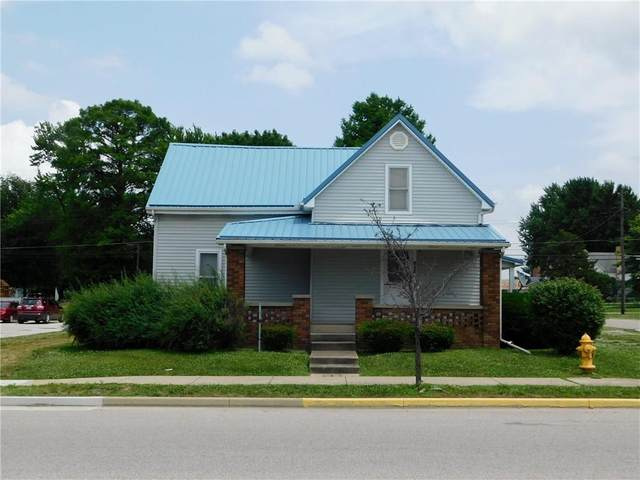 511 Main Street, Clay City, IN 47841 (MLS #21722027) :: The Indy Property Source