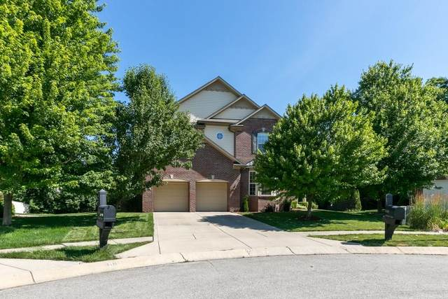 8188 Zachary Court, Indianapolis, IN 46236 (MLS #21722041) :: The Evelo Team