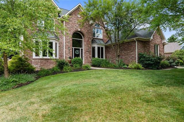 12328 Pebblepointe Pass, Carmel, IN 46033 (MLS #21722054) :: The Indy Property Source