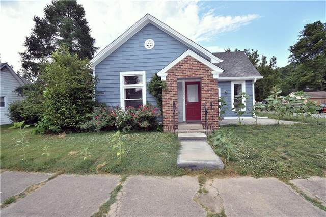 190 E Harrison Street, Martinsville, IN 46151 (MLS #21722061) :: Mike Price Realty Team - RE/MAX Centerstone