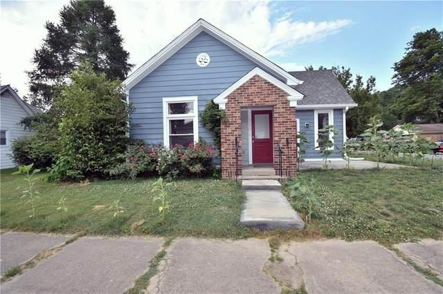 190 E Harrison Street, Martinsville, IN 46151 (MLS #21722061) :: Heard Real Estate Team | eXp Realty, LLC