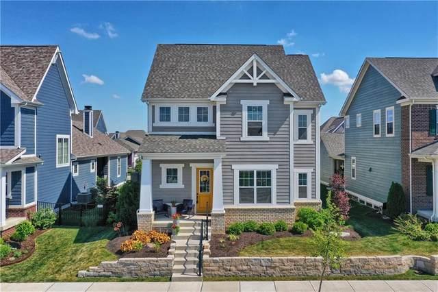 1486 Waterleaf Drive, Westfield, IN 46074 (MLS #21722064) :: Anthony Robinson & AMR Real Estate Group LLC