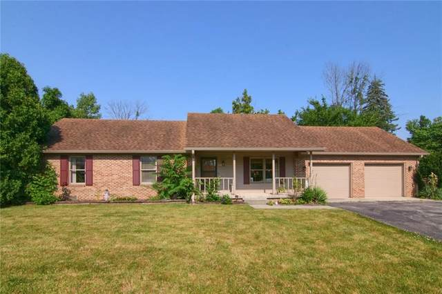 1110 S Hunter Road, Indianapolis, IN 46239 (MLS #21722074) :: The Indy Property Source