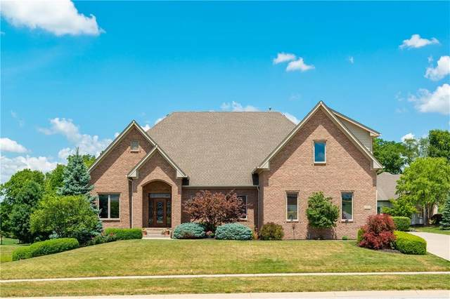 5278 Chancery Boulevard, Greenwood, IN 46143 (MLS #21722081) :: AR/haus Group Realty
