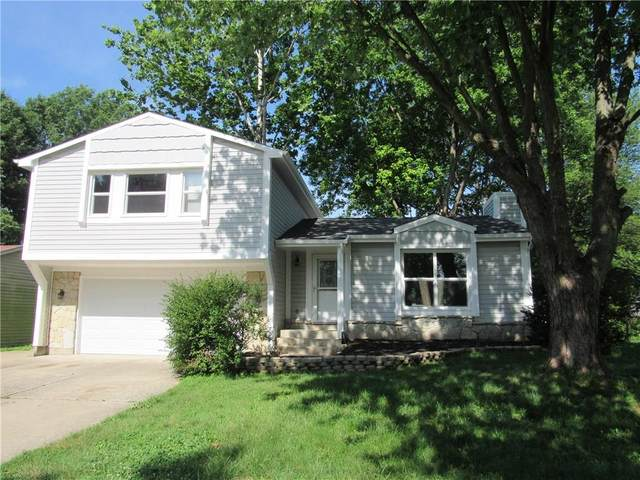 1422 Countryside Drive, Indianapolis, IN 46231 (MLS #21722124) :: Mike Price Realty Team - RE/MAX Centerstone